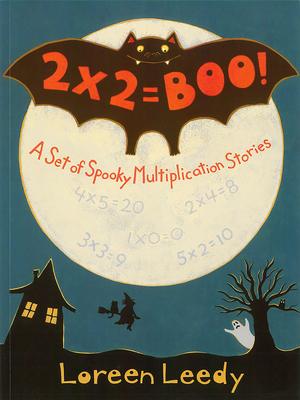 2 X 2 = Boo! Cover