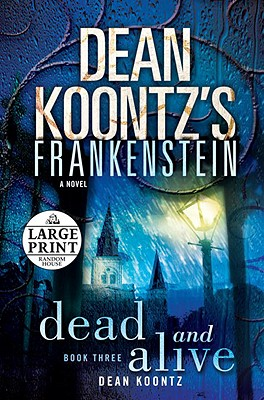 Dean Koontz's Frankenstein Cover