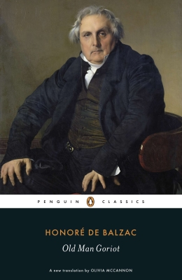 Old Man Goriot (The Human Comedy) Cover Image