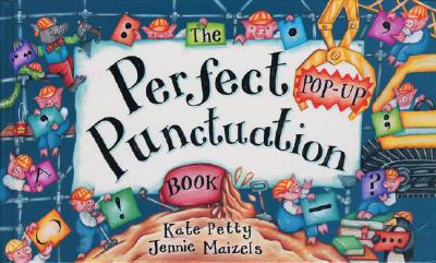 The Perfect Pop-Up Punctuation Book Cover