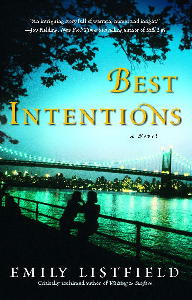 Cover for Best Intentions