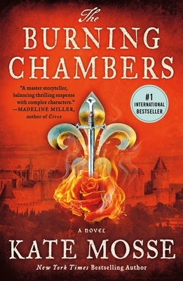 The Burning Chambers: A Novel (The Burning Chambers Series #1) Cover Image