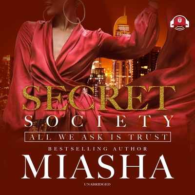 All We Ask Is Trust Lib/E Cover Image