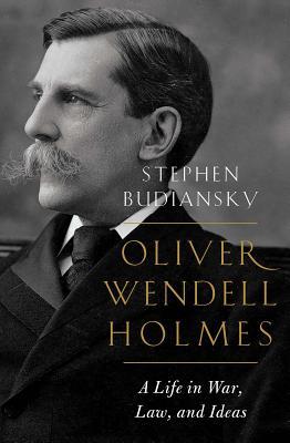 OLIVER WENDELL HOLMES cover image