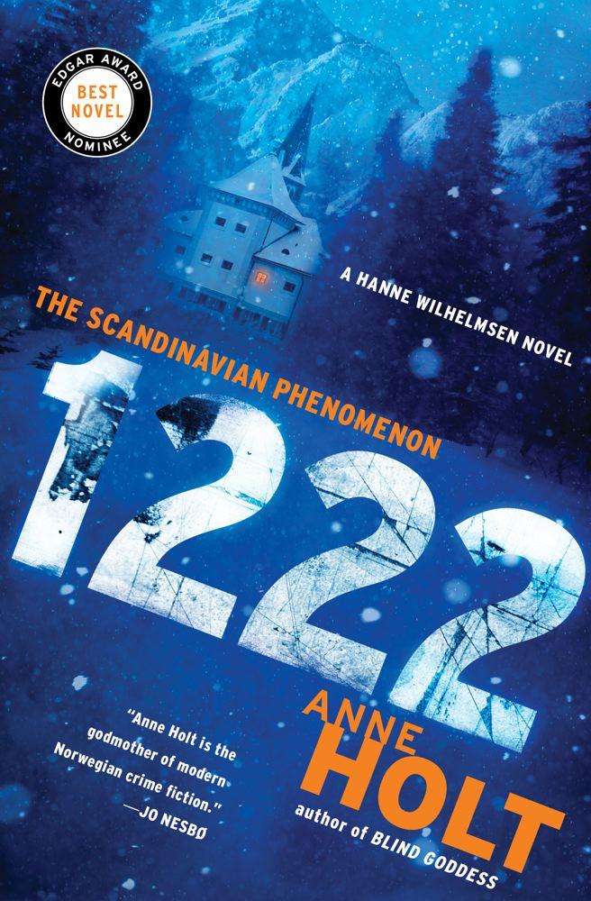 1222: Hanne Wilhelmsen Book Eight (A Hanne Wilhelmsen Novel #8) Cover Image
