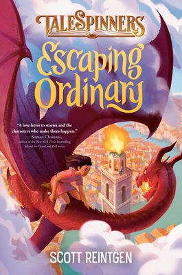 Escaping Ordinary (Talespinners #2) Cover Image