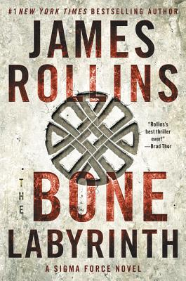 Bone Labyrinth, The cover image