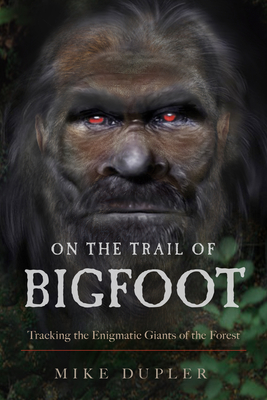 Cover for On the Trail of Bigfoot