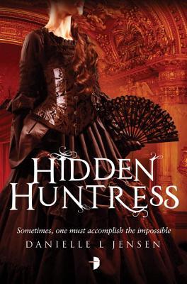 Hidden Huntress Cover