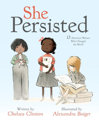 Cover of She Persisted