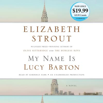 My Name Is Lucy Barton: A Novel Cover Image