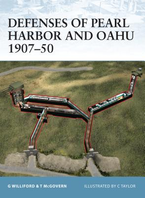Defenses of Pearl Harbor and Oahu 1907-50 Cover