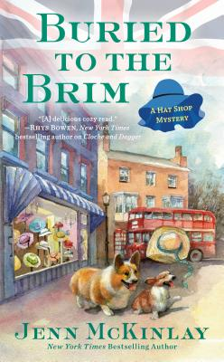 Buried to the Brim (A Hat Shop Mystery #6) Cover Image