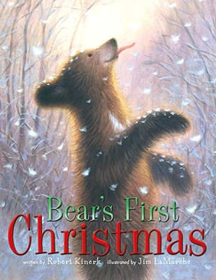 Cover for Bear's First Christmas