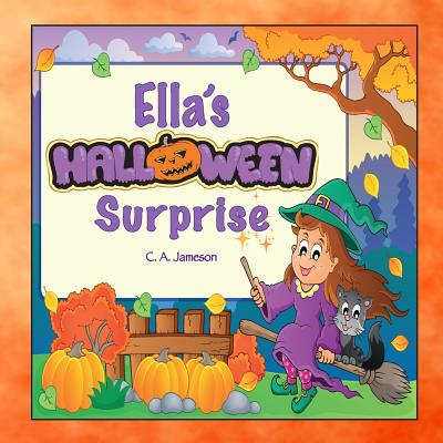 Ella's Halloween Surprise (Personalized Books for Children) Cover Image