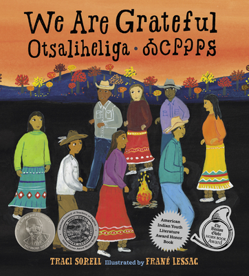 We Are Grateful: Otsaliheliga Cover Image