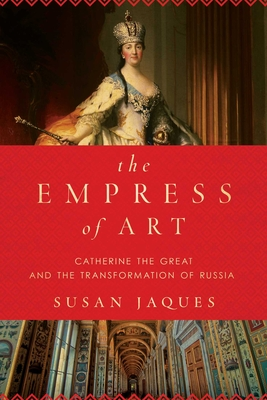 The Empress of Art Cover