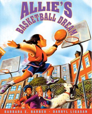 Allie's Basketball Dream Cover Image