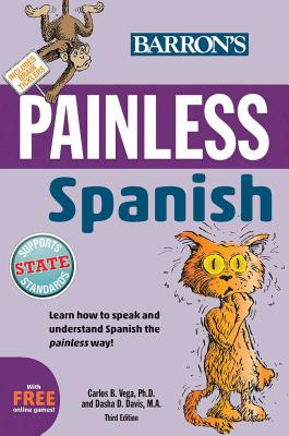Painless Spanish (Barron's Painless) Cover Image