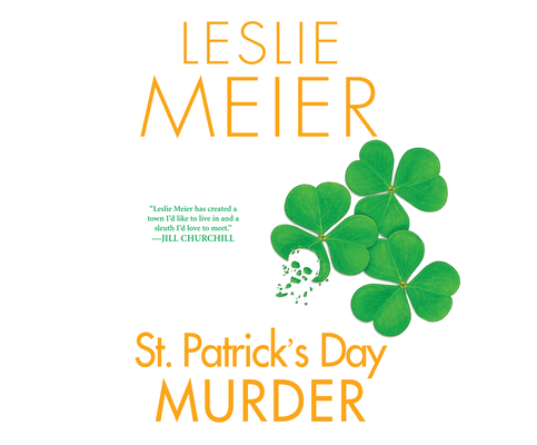 St. Patrick's Day Murder (Lucy Stone Mysteries #14) Cover Image