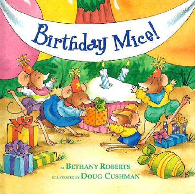 Birthday Mice! Cover
