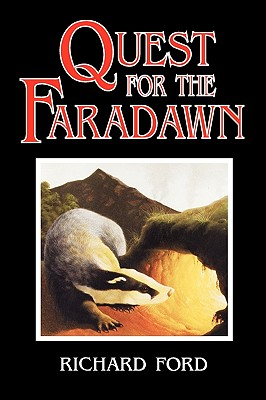 Quest for the Faradawn Cover
