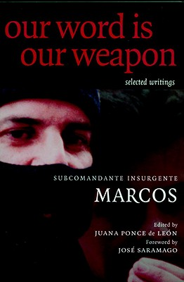 Our Word is Our Weapon Cover