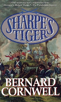 Sharpe's Tiger [With Headphones] Cover Image