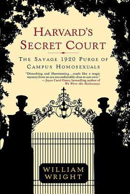 Harvard's Secret Court Cover