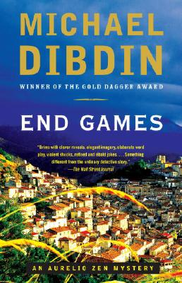 End Games: An Aurelio Zen Mystery (Aurelio Zen Mysteries) Cover Image