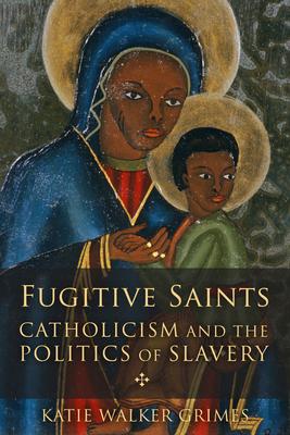 Cover for Fugitive Saints