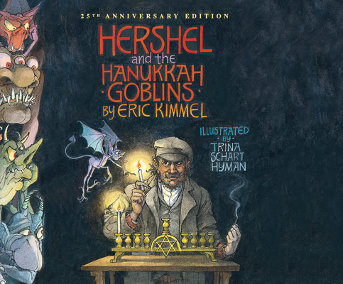 Hershel and the Hanukkah Goblins Cover Image