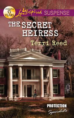 The Secret Heiress Cover