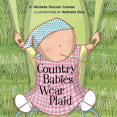 Country Babies Wear Plaid Cover