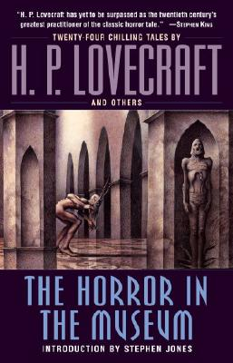 The Horror in the Museum Cover