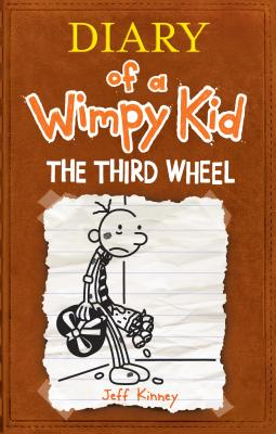 The Third Wheel (Diary of a Wimpy Kid Collection #7) Cover Image