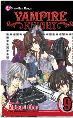 Vampire Knight, Volume 9 Cover