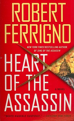 Heart of the Assassin Cover
