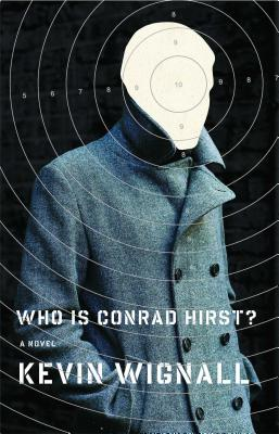 Cover for Who Is Conrad Hirst?