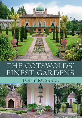 The Cotswolds' Finest Gardens Cover Image