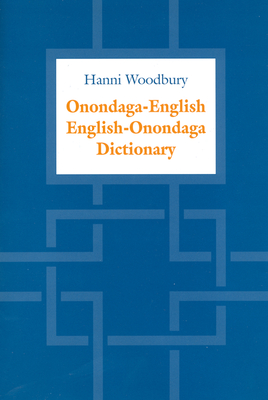 Onondaga-English / English-Onondaga Dictionary Cover Image