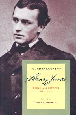 The Uncollected Henry James Cover
