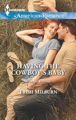 Having the Cowboy's Baby Cover