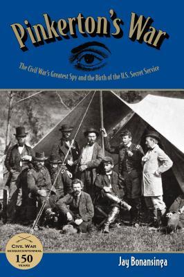 Pinkerton's War Cover