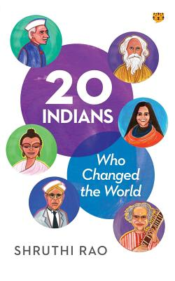 20 Indians Who Changed the World Cover Image