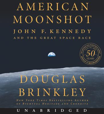 American Moonshot CD: John F. Kennedy and the Great Space Race Cover Image