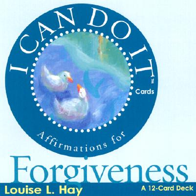 I Can Do It Cards, Forgiveness Cover Image