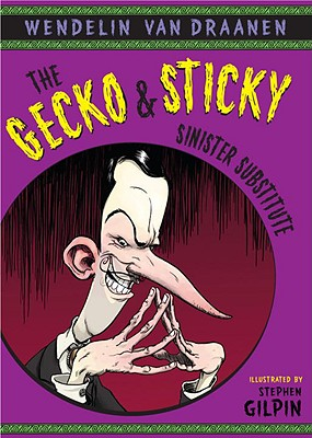 The Gecko and Sticky Cover