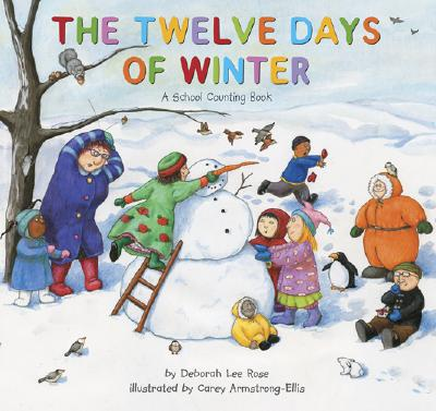 The Twelve Days of Winter Cover