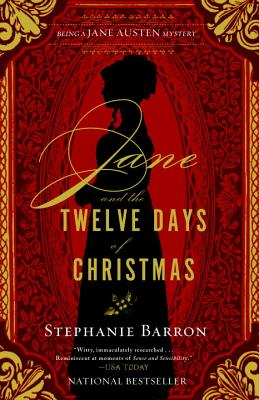 Cover for Jane and the Twelve Days of Christmas (Being a Jane Austen Mystery #12)
